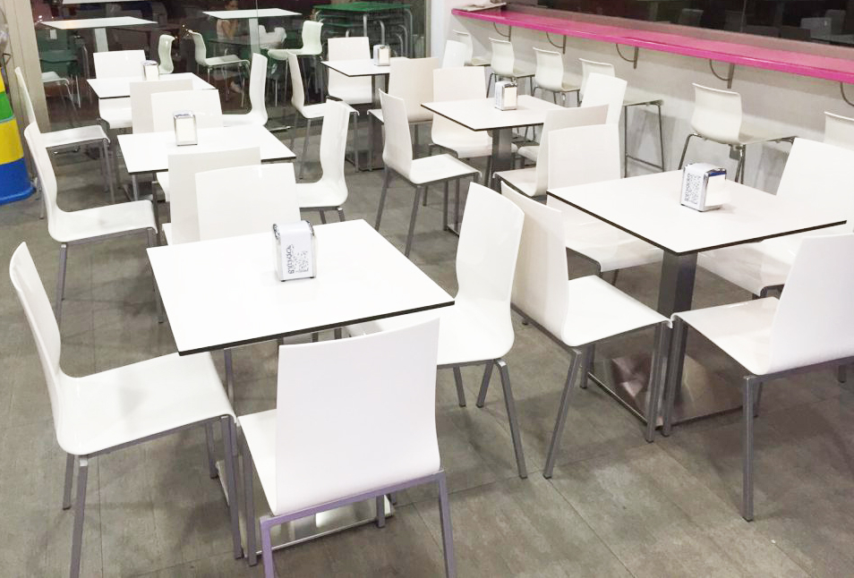Mesas De Restaurante U3dh Optimizacià N Del Espacio En Bares Y Restaurantes Parte 1