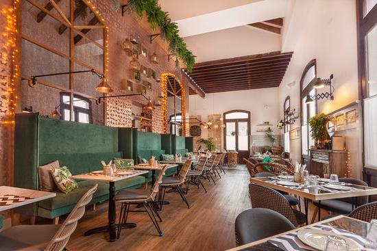 Mesas De Restaurante Y7du Mesas Restaurante Picture Of La Parada Palma De Mallorca
