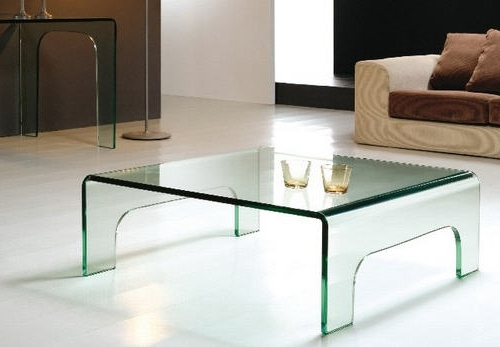 Mesas De Salon De Cristal 4pde Mesa Baja Evo C New Cuadrada Cristal Curvado Precios Baratos