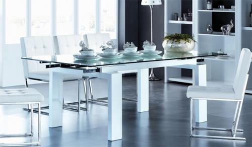 Mesas De Salon Modernas Etdg Mesas De Edor Modernas Y Extensibles