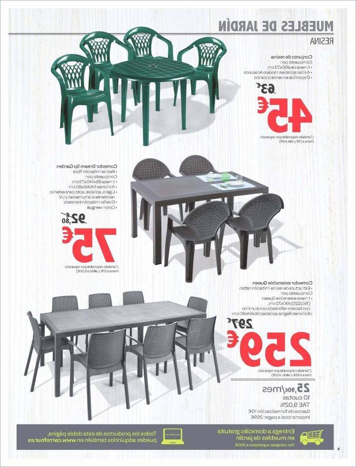 Mesas De Terraza Carrefour 0gdr Mesas Y Sillas Jardin Carrefour Mesas De Cocina Baratas Carrefour
