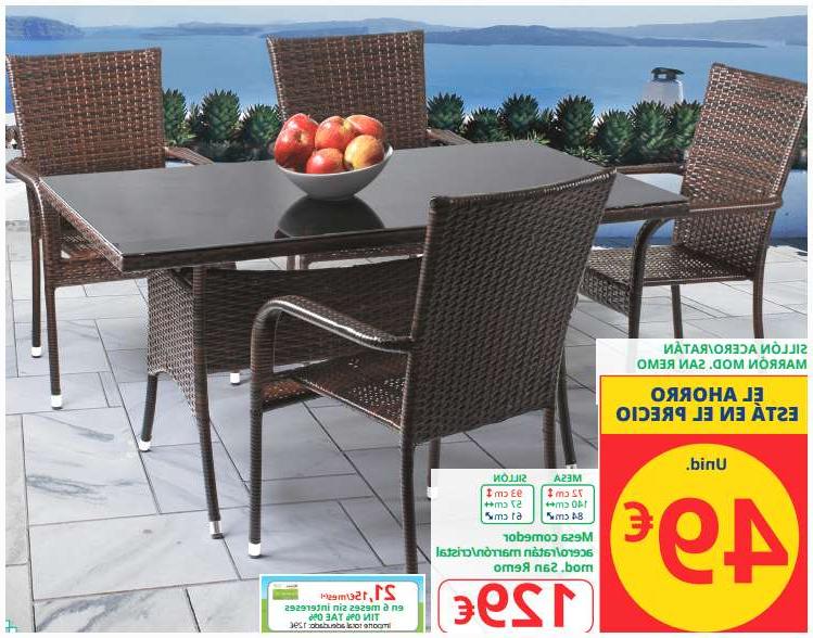 Mesas De Terraza Carrefour Ftd8 Mesas Terraza Carrefour Mesa Y Sillas Exterior Baratas Affordable