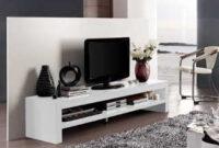 Mesas De Tv T8dj Mesa De Television Minimalista Moderna Lacada Ref Livo 799 900