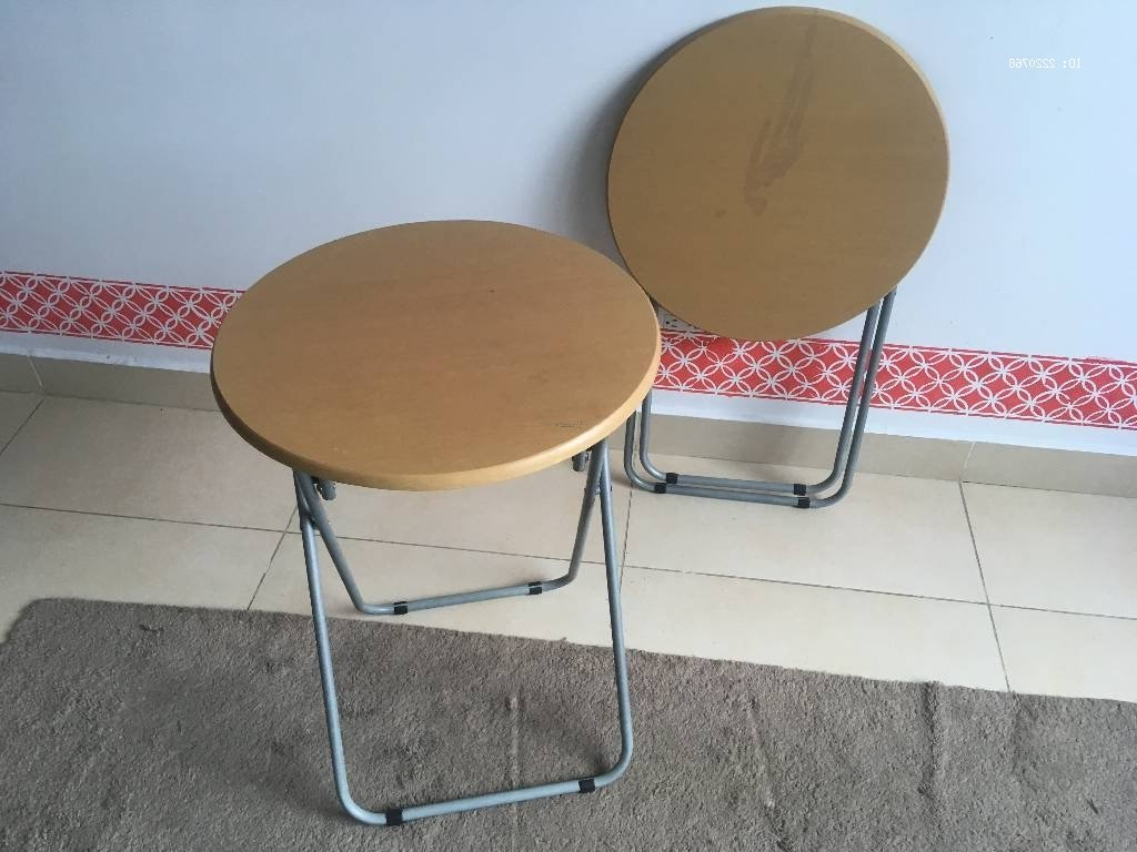 Mesas De Tv U3dh General Round Folding Tv Tables Mesas De Tv Plegables 2 Panama