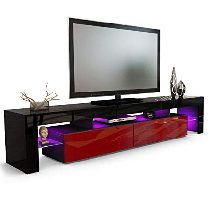Mesas De Tv X8d1 Helios 200 Modern Tv Entertainment Unit for Living Room