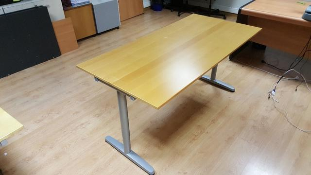 Mesas Despacho Ikea Ipdd Mesa Despacho Ikea Galant De Segunda Mano Por 80 En Sant Cugat Del