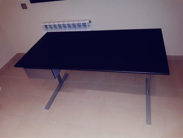 Mesas Despacho Ikea Qwdq Mesa Despacho Oficina Ikea De Segunda Mano Por 50 En L Ametlla Del