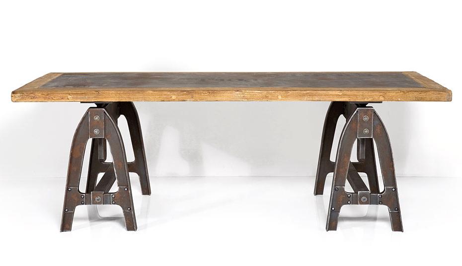Mesas Estilo Industrial Baratas Etdg Revista Muebles Mobiliario De Diseà O