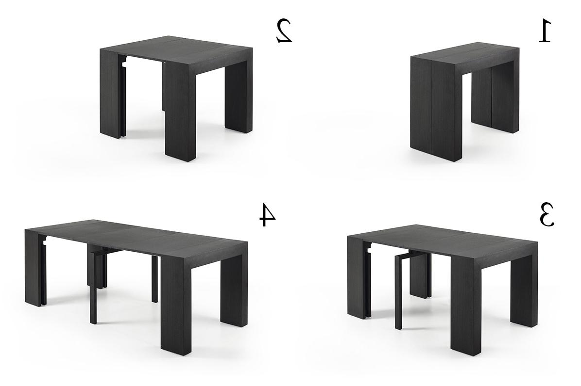 Mesas Extensibles Y Abatibles Para Salon T8dj Mesas De Edor Plegables Y Transformables Mobles Decor