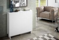 Mesas Extensibles Y Abatibles Para Salon Zwdg Mesa Consola Convertible