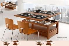 Mesas Extensibles Y Elevables Para Pequeños Espacios Dwdk 15 Mejores Imà Genes De Mesa Elevable Mesas Centerpieces Y Furniture