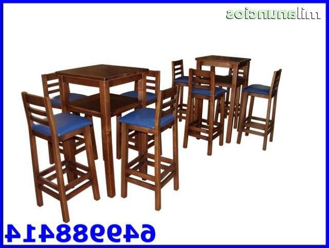 Mesas y sillas de segunda mano mesas y sillas hosteleria for Mesas y sillas de jardin segunda mano