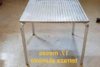 Mesas Metalicas Ipdd Mesas Metalicas De Aluminio
