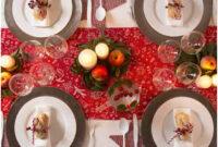 Mesas Navidad 9fdy Mesas De Navidad Leroy Merlin