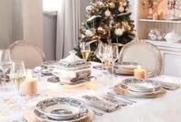 Mesas Navidad Drdp CÃ Mo Decorar La Mesa De Navidad Westwing Magazine