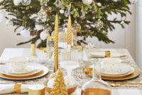 Mesas Navidad Drdp Mesas De Navidad 2018 Tips De Decoracià N Moda En Pasarelamoda En