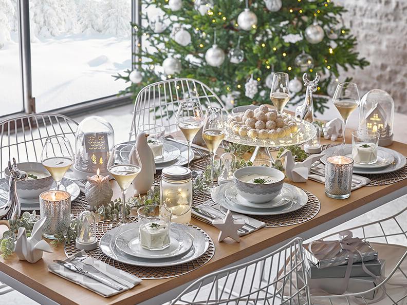 Mesas Navidad Dwdk De Pras 11 Mesas De Navidad 2017 nordic Treats