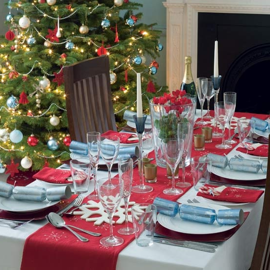 Mesas Navidad E6d5 Decorar La Mesa De Navidad 2018 Saborgourmet