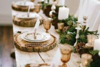 Mesas Navidad Ftd8 Creativas Y originales Ideas Para Decorar Tu Mesa En Navidad