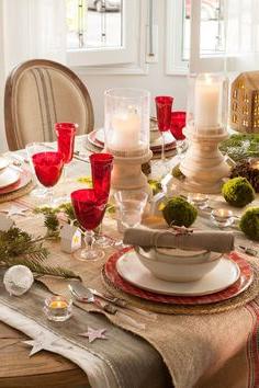 Mesas Navidad Ftd8 Mejores 42 Imà Genes De Mesas De Navidad En Pinterest Christmas