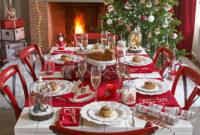 Mesas Navidad Gdd0 De Pras 11 Mesas De Navidad 2017 nordic Treats