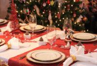 Mesas Navidad J7do 32 Ideas De Mesas Navideà as Para Decorar En Navidad Mujeres Femeninas