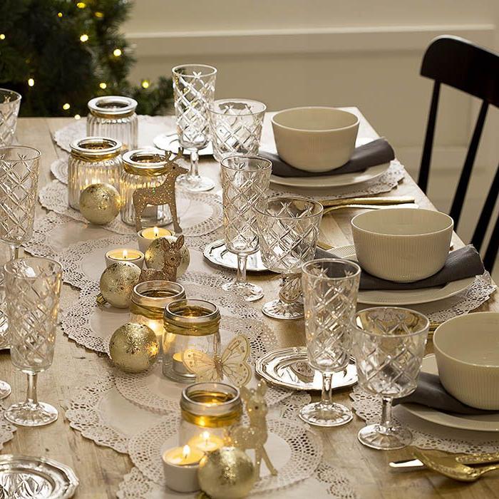 Mesas Navidad J7do Diy De Decoracià N Para Crear Mesas De Navidad Con Diferentes Estilos
