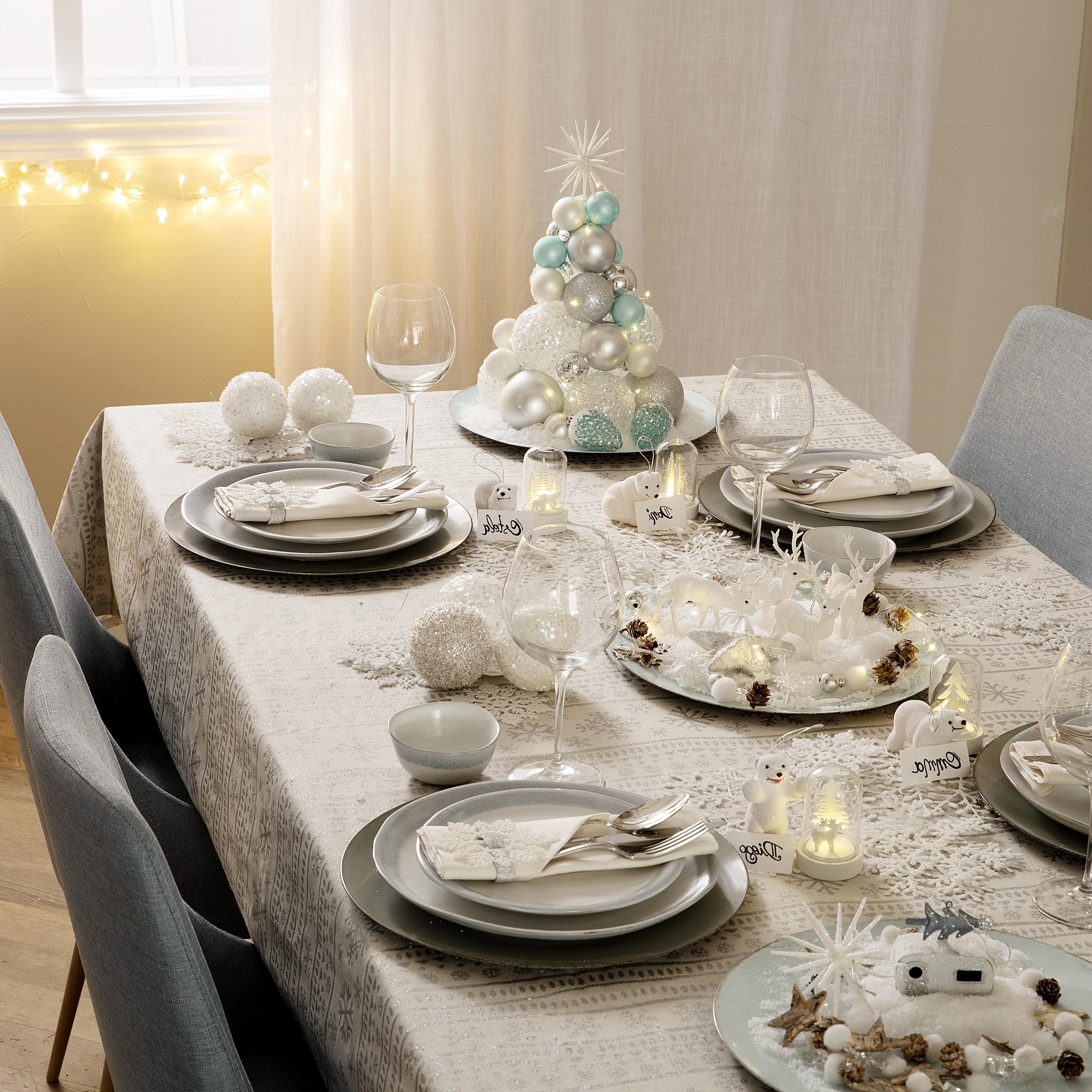 Mesas Navidad Kvdd Mesas De Navidad Leroy Merlin