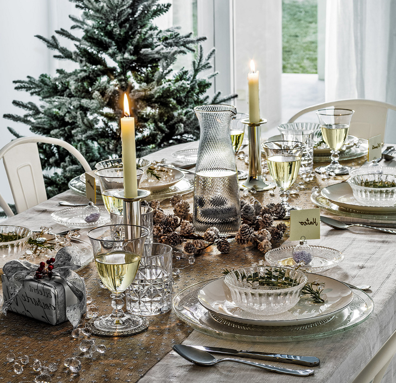 Mesas Navidad Mndw Mesas De Navidad Otra Manera De Sentarse A La Mesa Efe Estilo