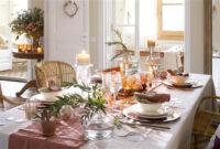 Mesas Navidad Qwdq 15 Mesas De Navidad Llenas De Ideas Para Que Decores Tú Misma La Tuya
