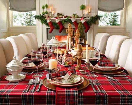 Mesas Navidad S5d8 30 Fotos E Ideas Para Decorar La Mesa En Navidad
