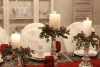 Mesas Navidad S5d8 Mesas De Navidad Decoradas Para Navidad 2019 2020