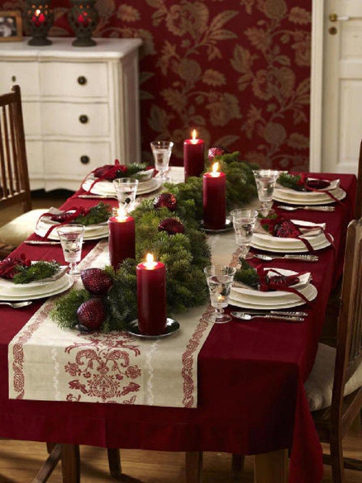 Mesas Navidad X8d1 Creativas Y originales Ideas Para Decorar Tu Mesa En Navidad