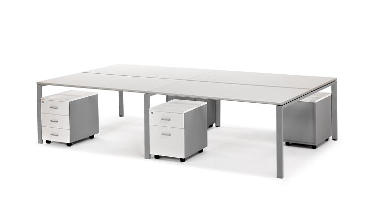 Mesas Oficina Thdr Mesas Multipuesto Lineal Muebles De Oficina Mesas Sillas