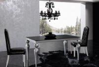 Mesas Plateadas Tqd3 Mesas 24 Muebles Segovia
