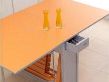 Mesas Plegables Cocina Q0d4 Mesa De Cocina Consola Y 4 Sillas Plegables
