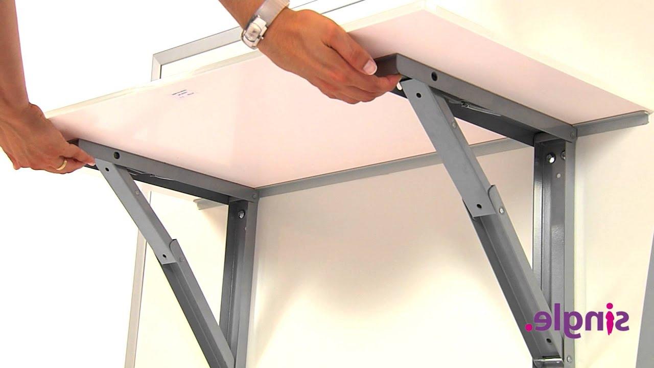 Mesas Plegables Para Cocina E9dx Mesas De Cocina Plegables Mesas Plegables Youtube