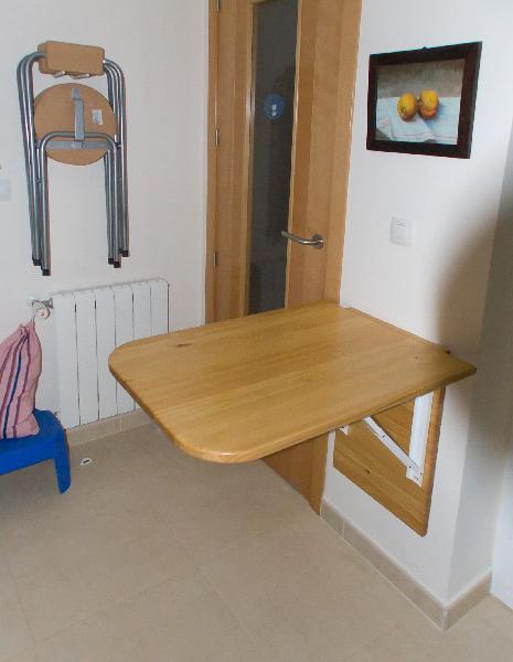 Mesas Plegables Para Cocina Nkde Mesa Plegable Auxiliar Para La Cocina
