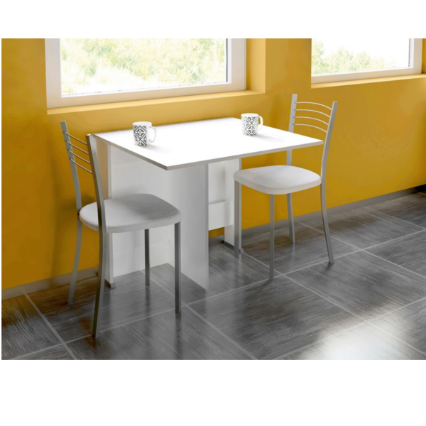 Mesas Plegables Para Cocina Q5df Mesa Cocina Plegable Swing K 200h Kitmuebles