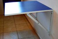 Mesas Plegables Para Cocina S1du Mesa Plegable Para Espacios Reducidos En Varios tonos 1150