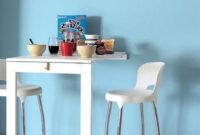 Mesas Plegables Para Cocina Zwd9 12 Diseà Os De Cocinas Con Mesas Plegables Para Ahorrar Espacio