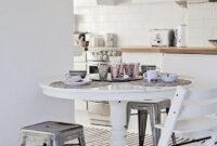 Mesas Redondas Para Cocina Fmdf Mesas De Cocina Redondas Kansei Cocinas Servicio Profesional De