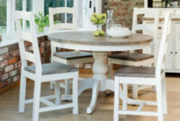 Mesas Redondas Para Cocina Jxdu Mesas De Cocina De Diferentes Estilos Para Decorar El Interior