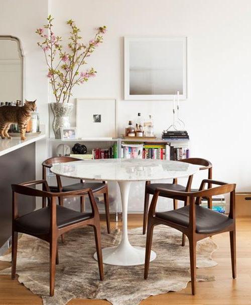 Mesas Redondas Para Cocina Xtd6 Mesas Redondas De Diseà O Para Cocinas Modernas Cocinas Con Encanto
