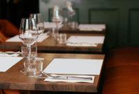 Mesas Restaurante 4pde 10 Consejos Para Decorar Las Mesas De Un Restaurante La