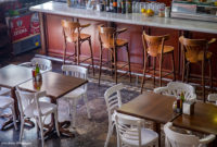 Mesas Restaurante Q5df Barra Y Mesas Restaurante Amazing DÃ Nia