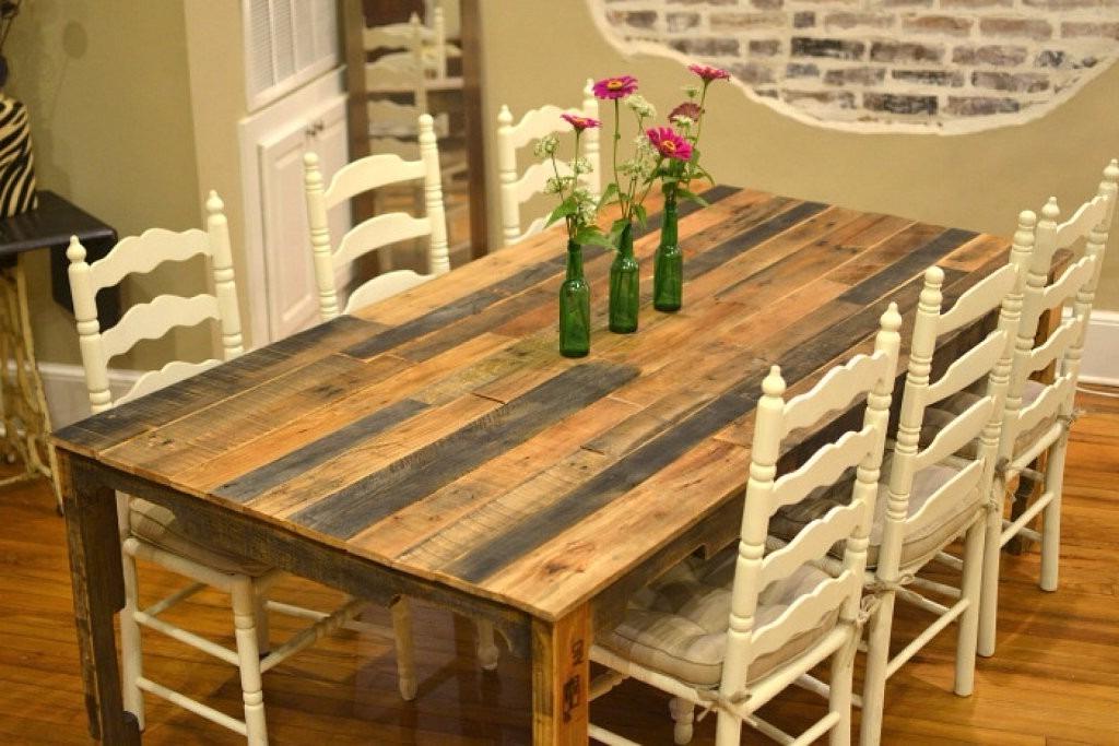 Mesas Rusticas De Comedor Ipdd Mesas Edor Rústicas Vintage Sustentable atu Medida 8 Pers