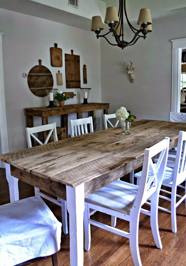 Mesas Rusticas De Comedor Thdr Mesas Edor Rústicas Vintage Sustentable atu Medida 8 Pers