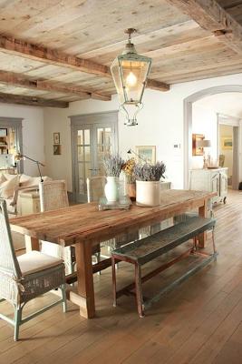 Mesas Rusticas De Comedor Tldn Mesas De Edor En Edores Rusticos Deco House Pinterest