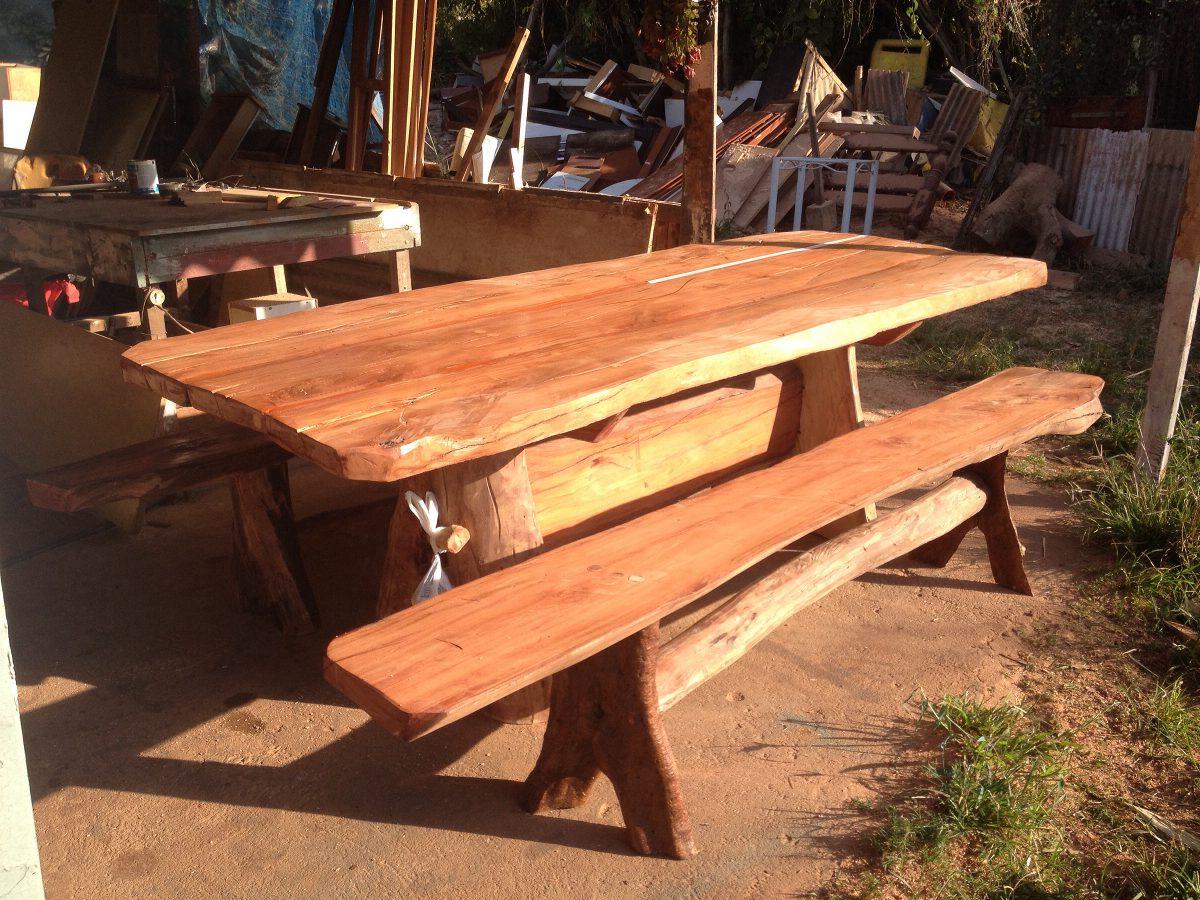 Mesas Rusticas Nkde Mesas Rusticas R 1 000 00 Em Mercado Livre